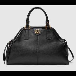 💯 Gucci NEW REBelle medium size leather bag